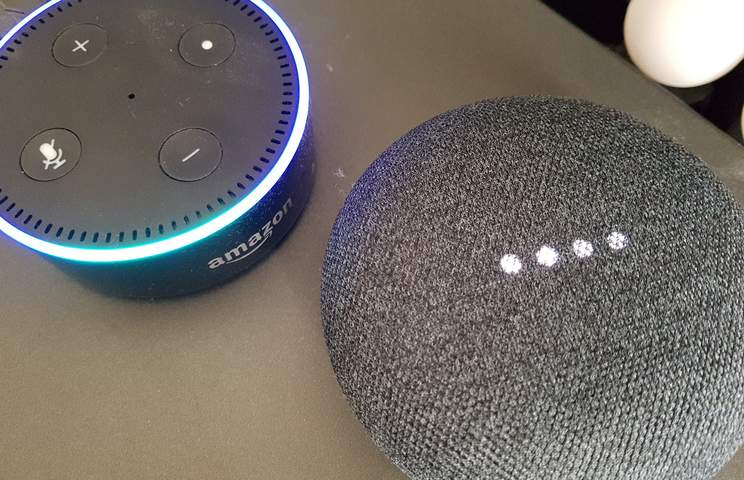 Amazonecho and googlehome