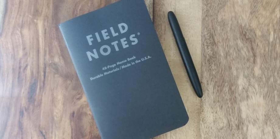 Fileld Note